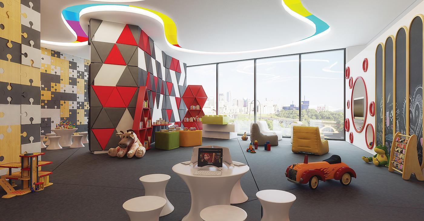 Playground Condo - project