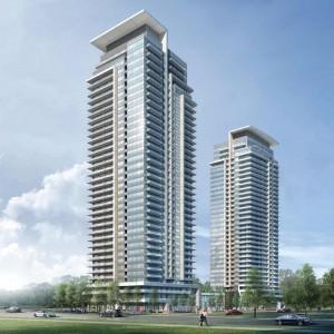 Pavilia Towers Condo - project