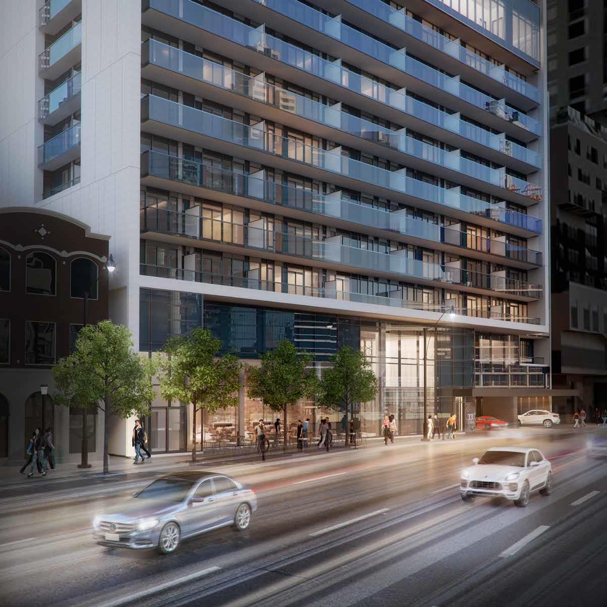 330 Richmond Condo - project