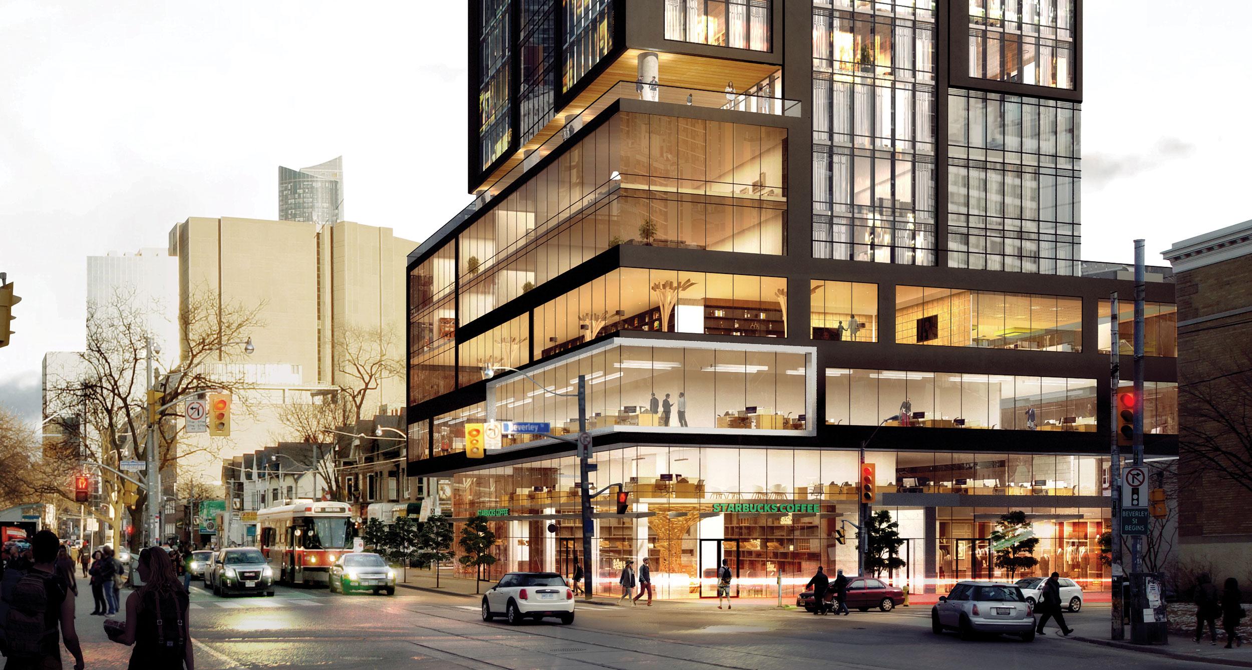 Empire Midtown Condo - project