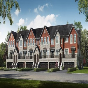 Brownstones at Angus Glen - project