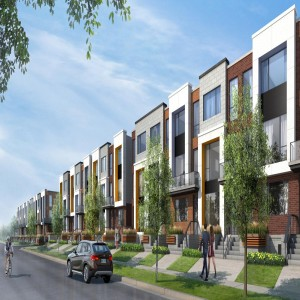 Downsview Park Townhome - project