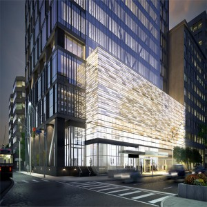 The Residences of 488 University - project