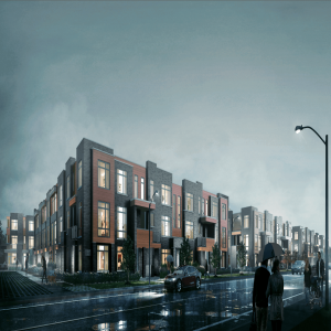 Usocial Townhome - project