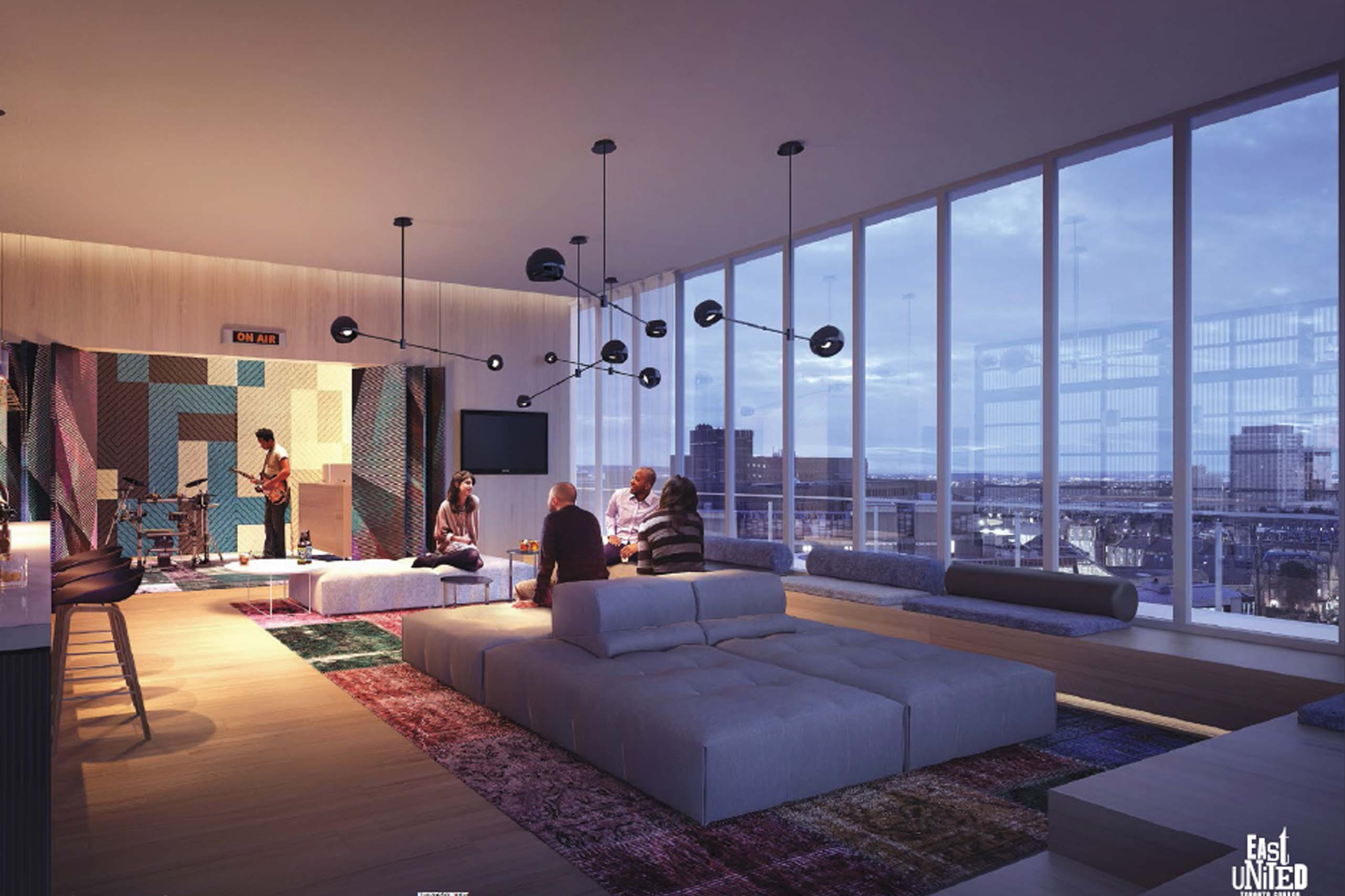 East United Condos - project