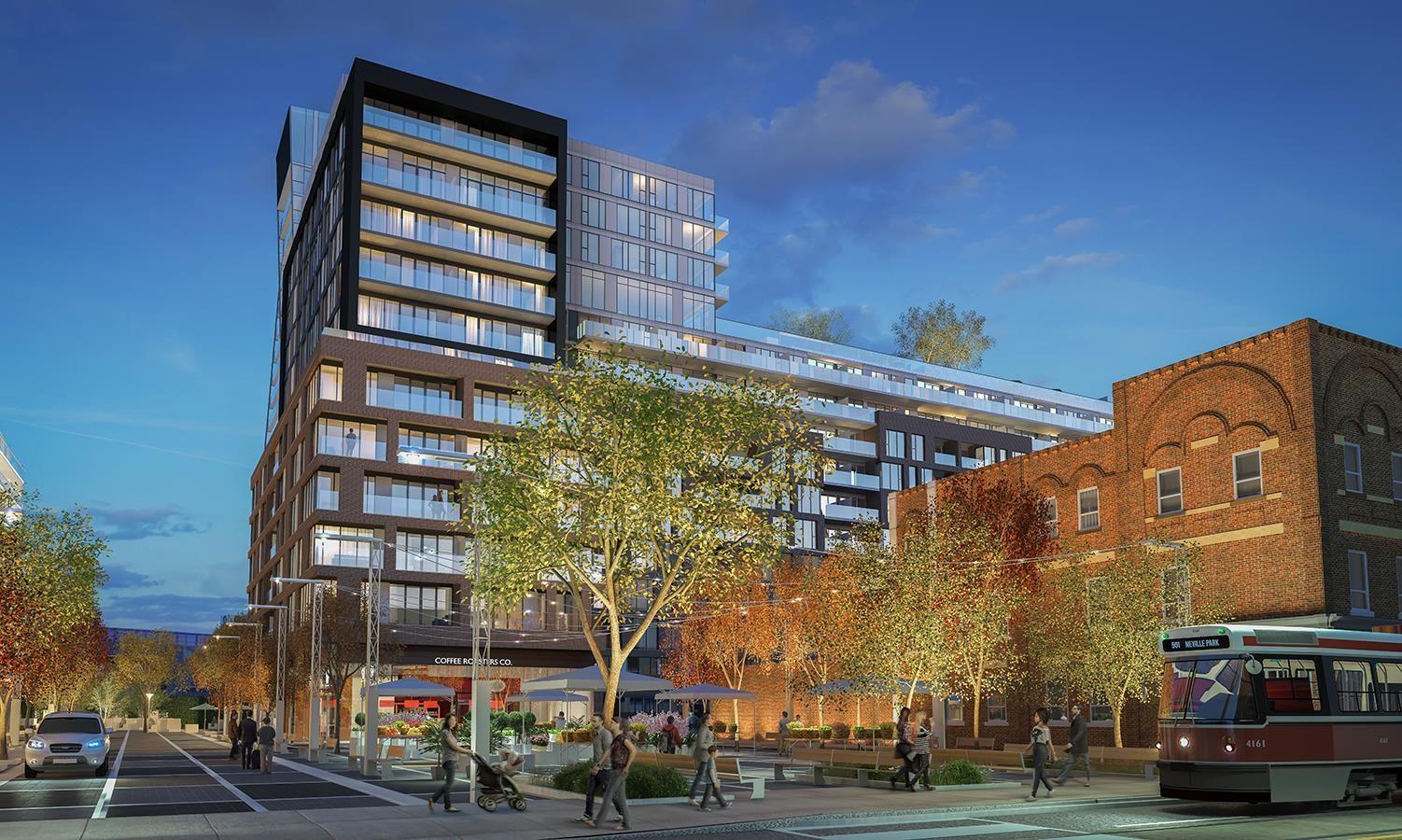 Riverside Square Condos - project