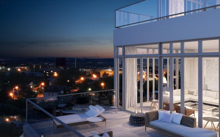 The Bennett Condos - project
