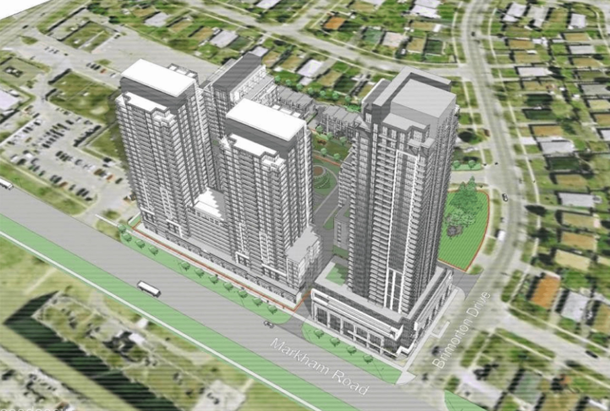 Tricycle Condos - project