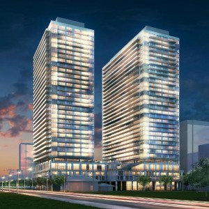 Citylights on Broadway Condos - project