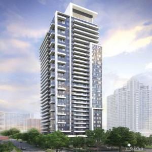 The Diamond Condominiums on Yonge - project
