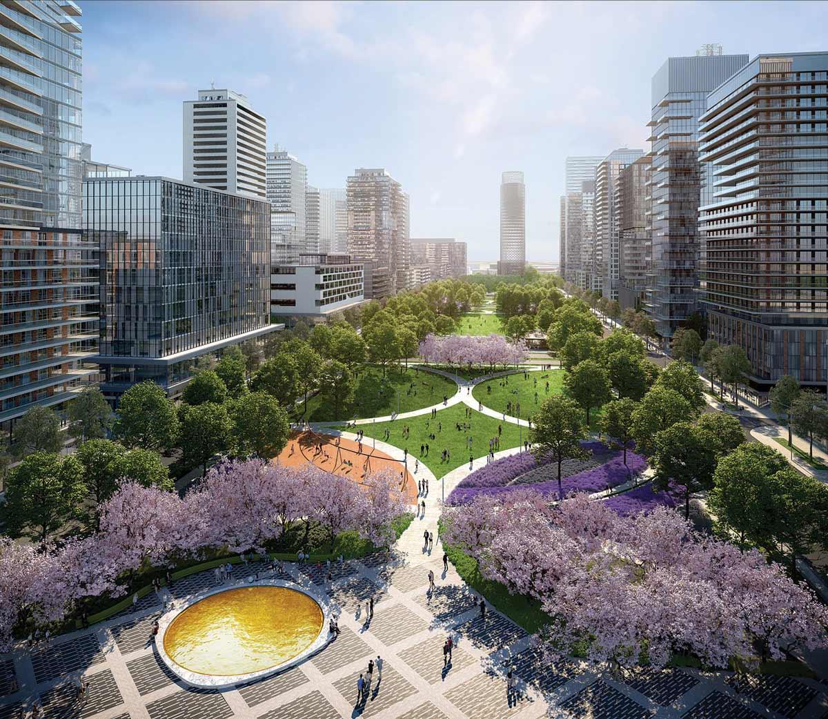 TRANSIT CITY CONDOS 4 - project