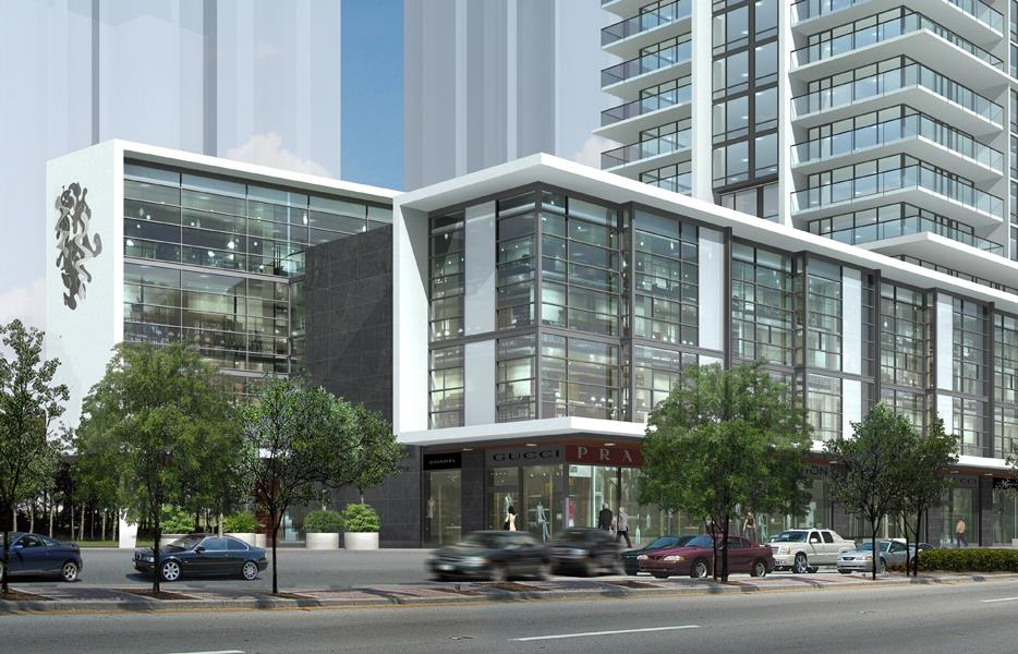 Pearl Place Condos - project