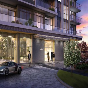 609 Avenue Road Condos - project