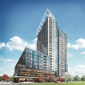 Cypress Condos Pinnacle Etobicoke - project