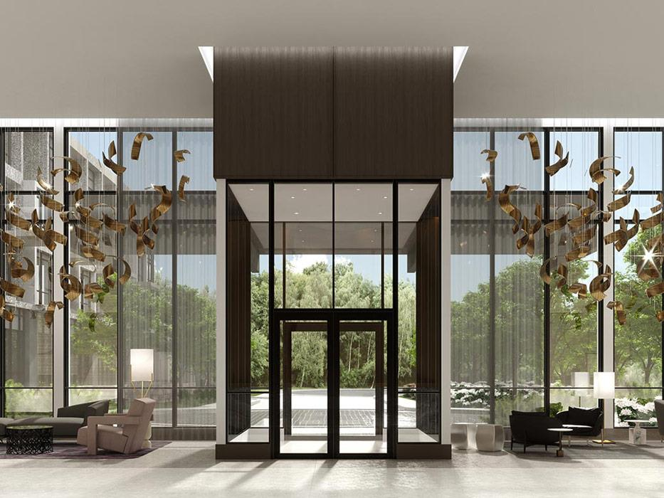 Auberge On The Park Condos - project