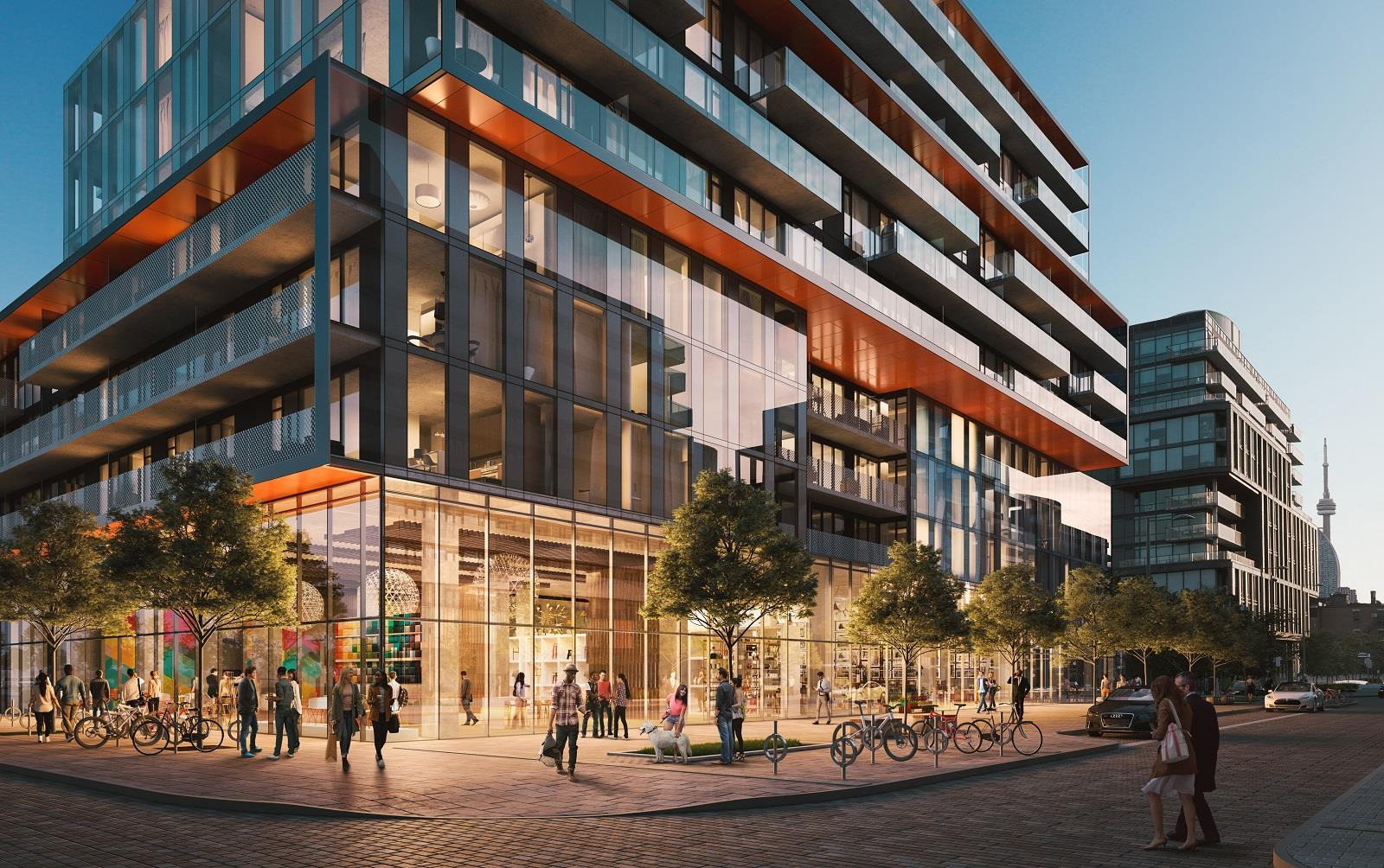 Canary Commons Condos - project