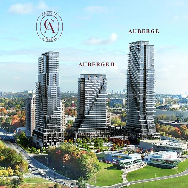 Chateau Auberge Condos - project