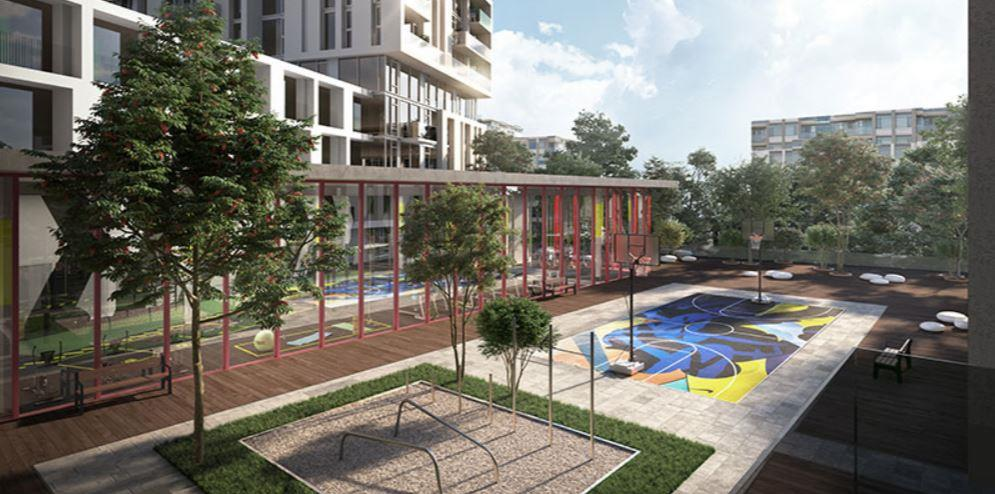 Gallery Square Condos - project