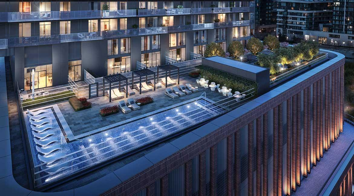 The Well Condos - project