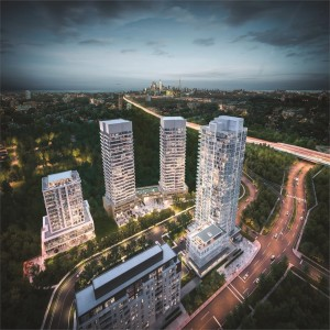 1215 York Mills at the Ravine - project